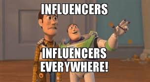 social media influencers